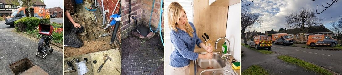 Call us if you have a Drainage problem in Coalville