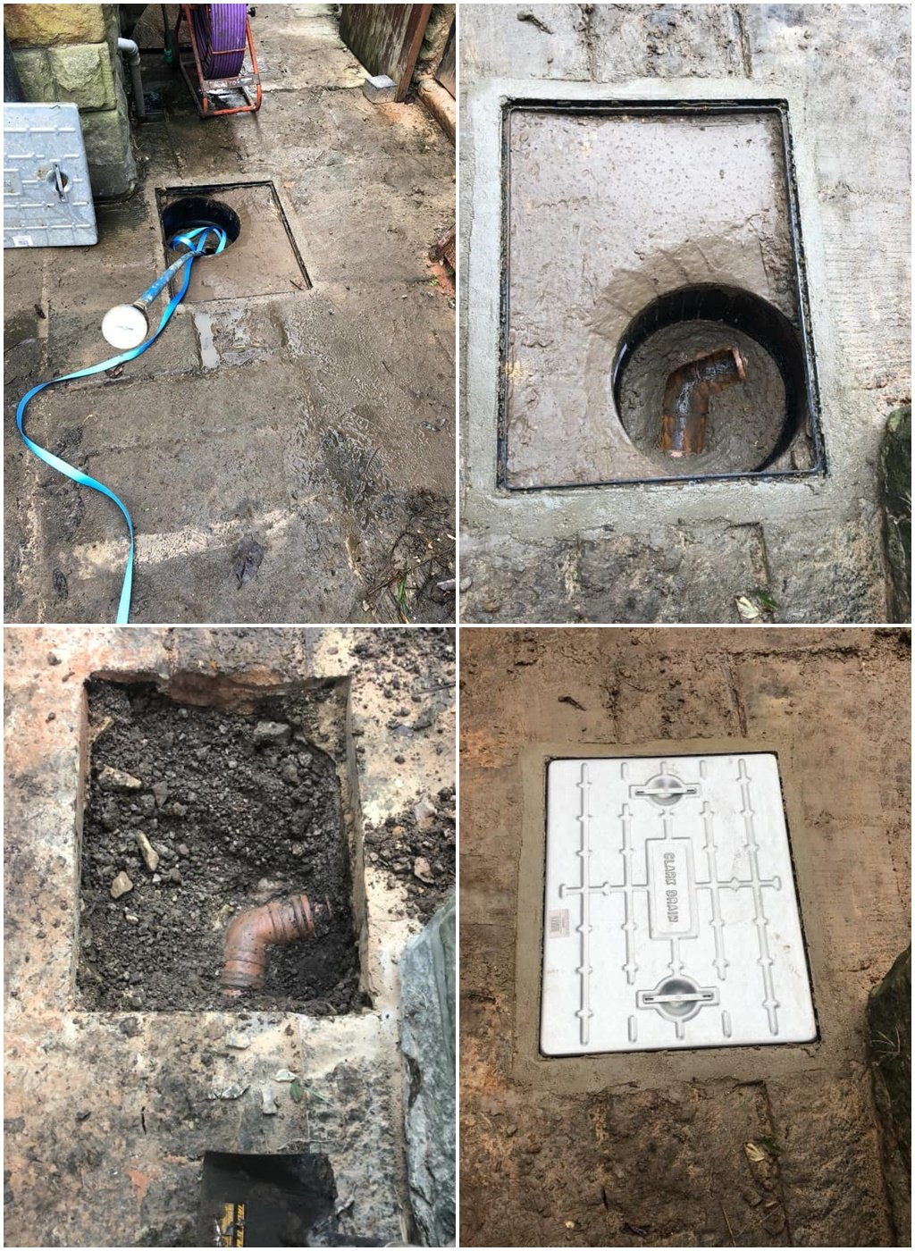 Drain Excavation, Leicester, Nottingham and the East Midlands