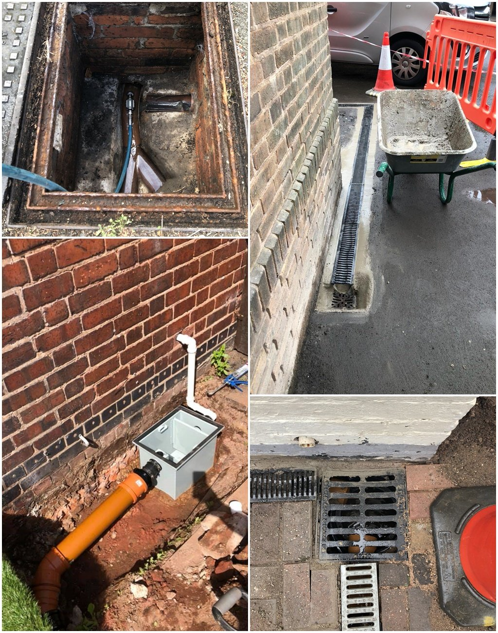 Drain Maintenance - Leicester, Nottingham and the East Midlands