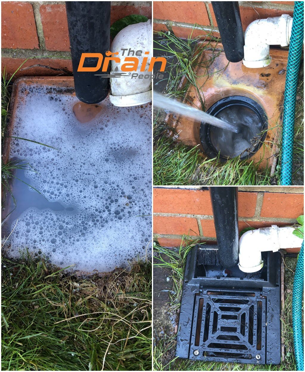 We unblock Drains in Leicester, Nottingham & all the East Midlands
