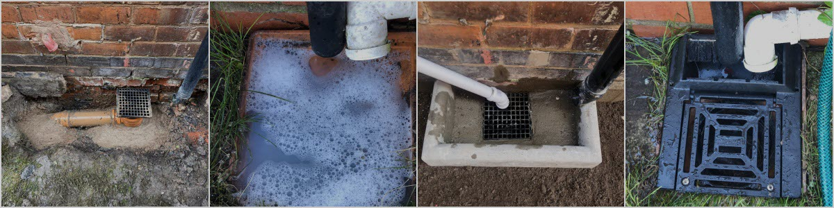 We clean & unblock gullies In Coventry & surrounding areas